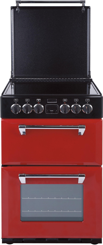 Stoves Richmond 550E MiniRange Double Cooker - Jalapeno