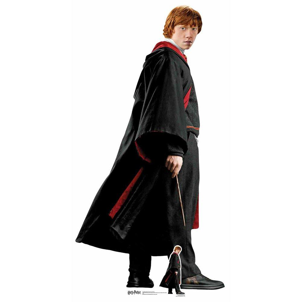 Star Cutouts Harry Potter Ron Weasley Cardboard Cutout