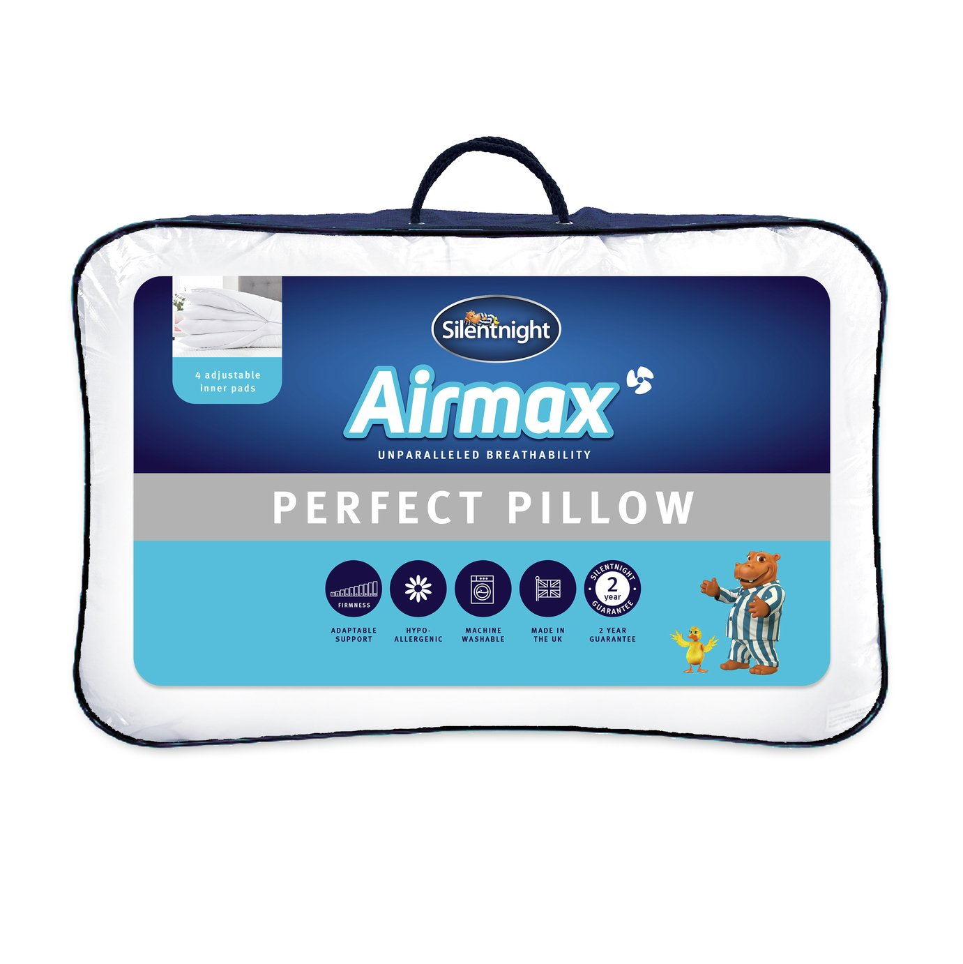 Silentnight Airmax Perfect Pillow