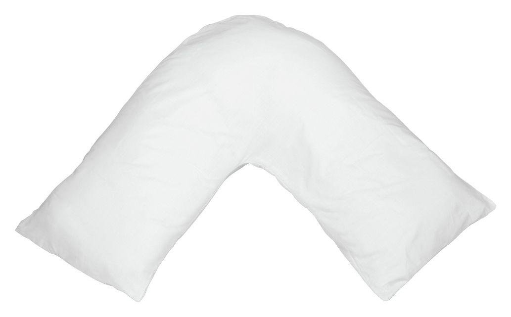 Argos Home V-Shaped Orthopaedic Support Pillow