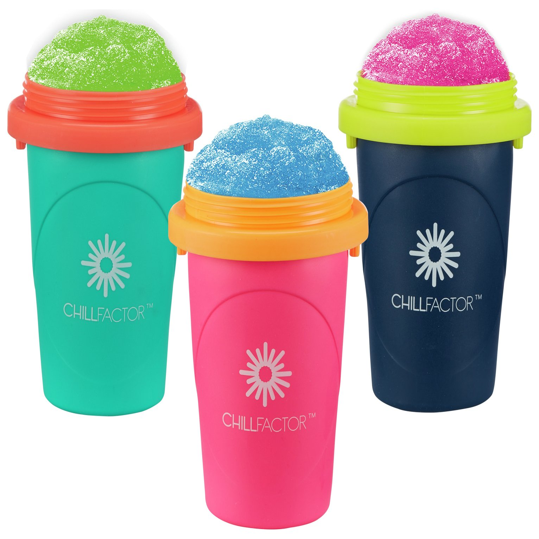 Chill Factor - Squeeze Cup Slushy Maker