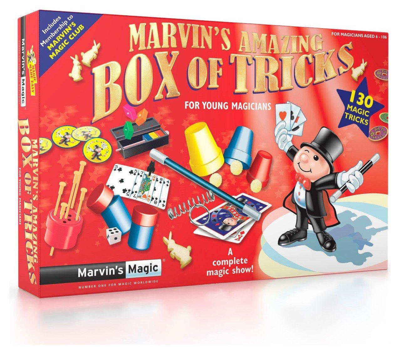 Marvin's Magic 130 Magic Made Easy Tricks