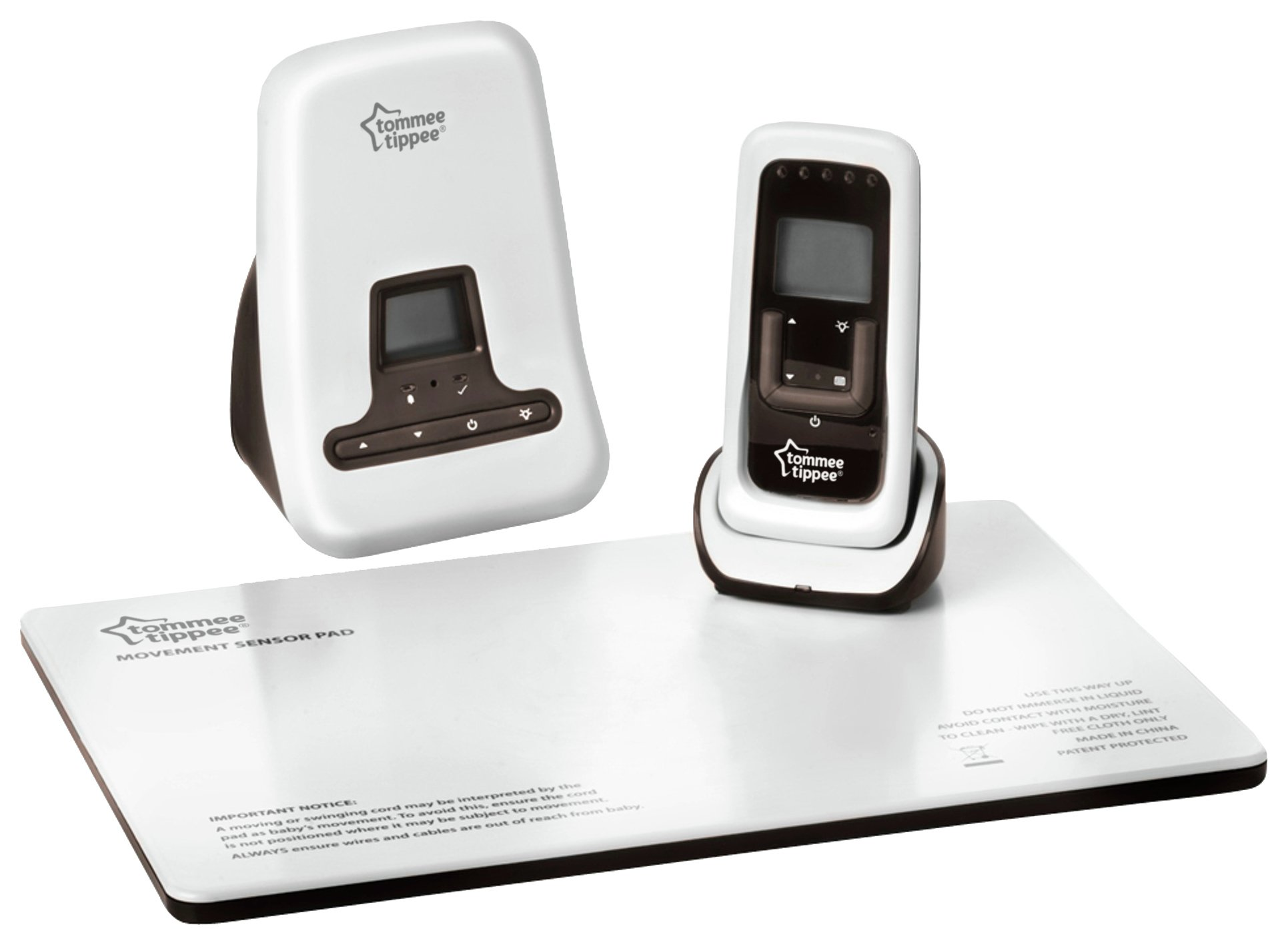 Tommee Tippee - Closer to Nature Digital Sensor Mat Monitor