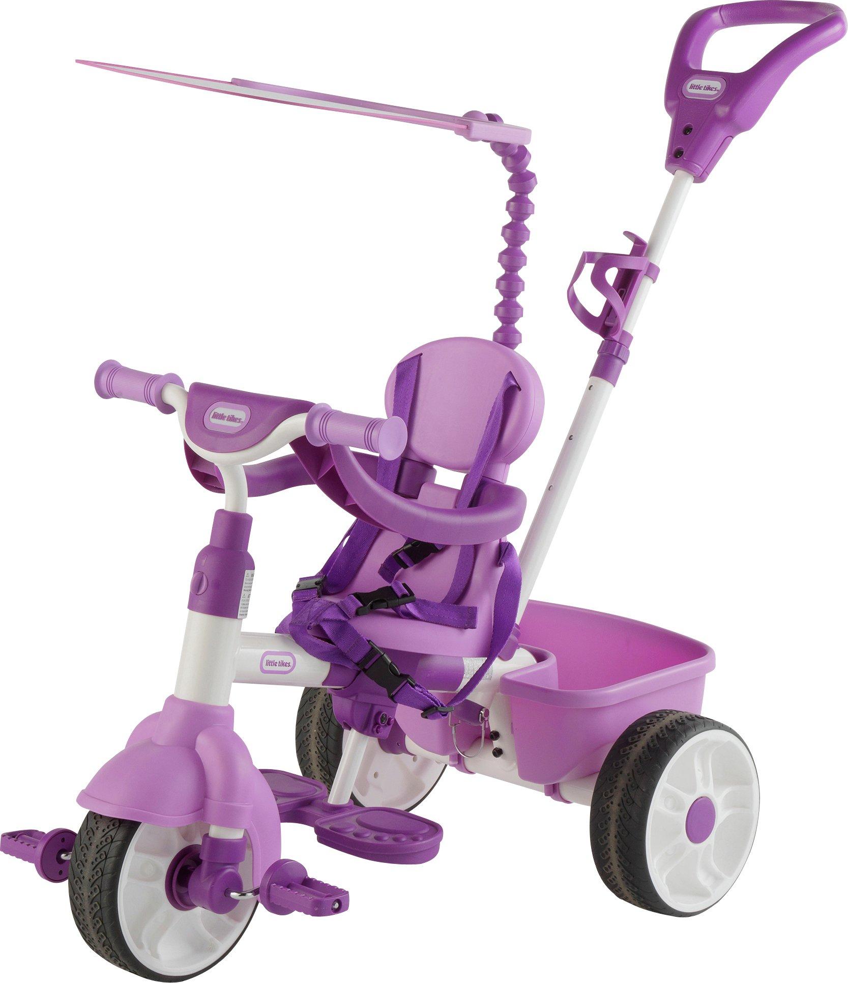 Little Tikes - 4-in-1 Trike - Pink