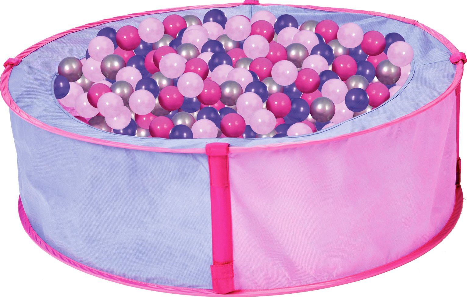 Chad Valley Pink Pop Up Ball Pit