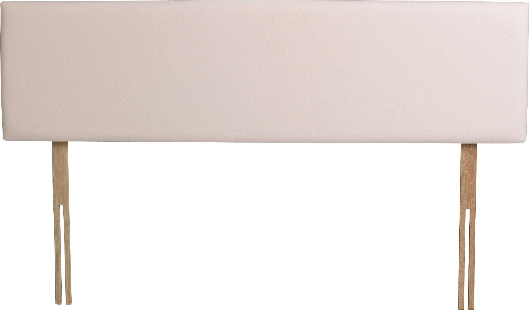 Airsprung Hollis Kingsize Headboard - Cream