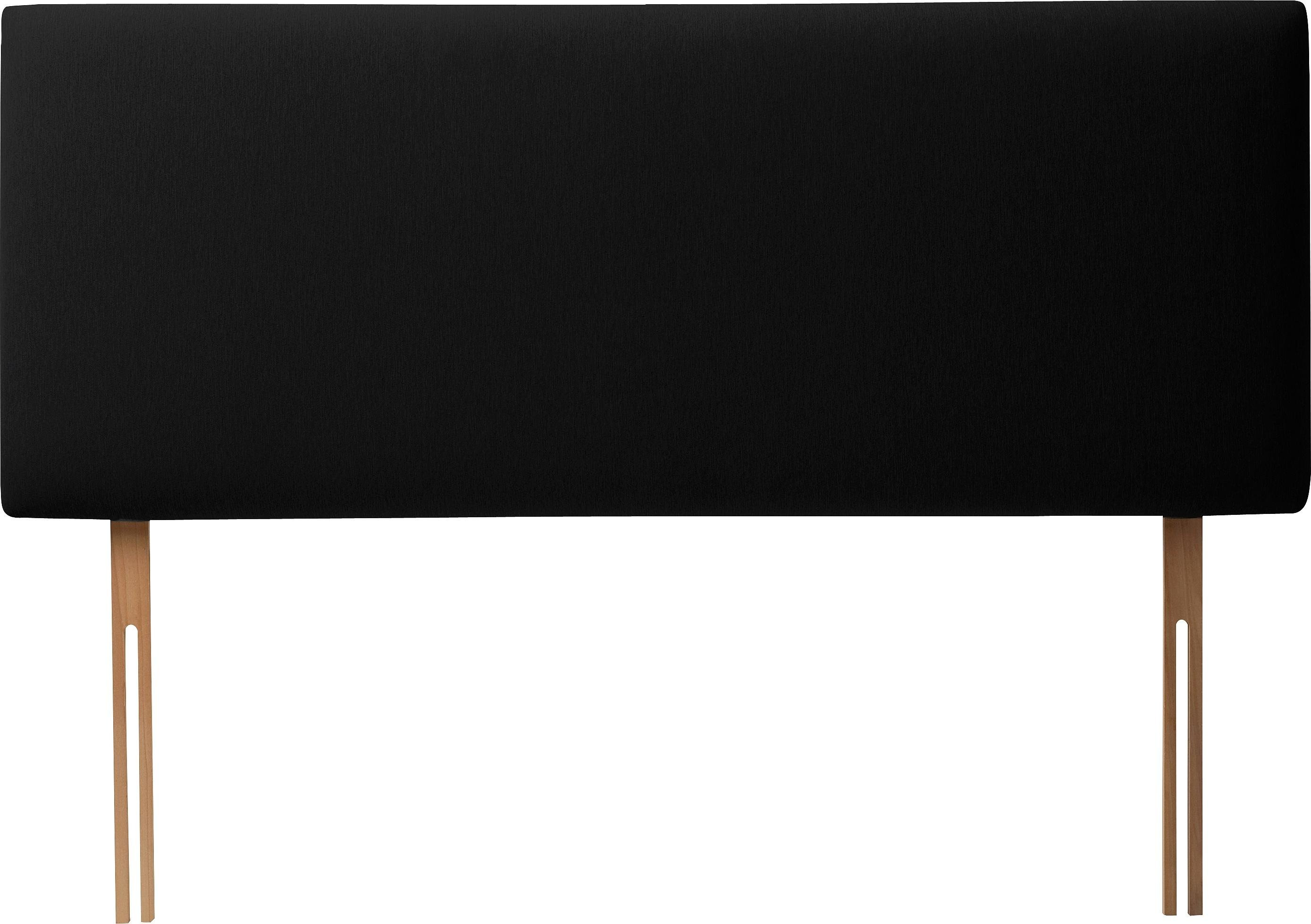 Silentnight - Milan - Single - Headboard - Black at Argos