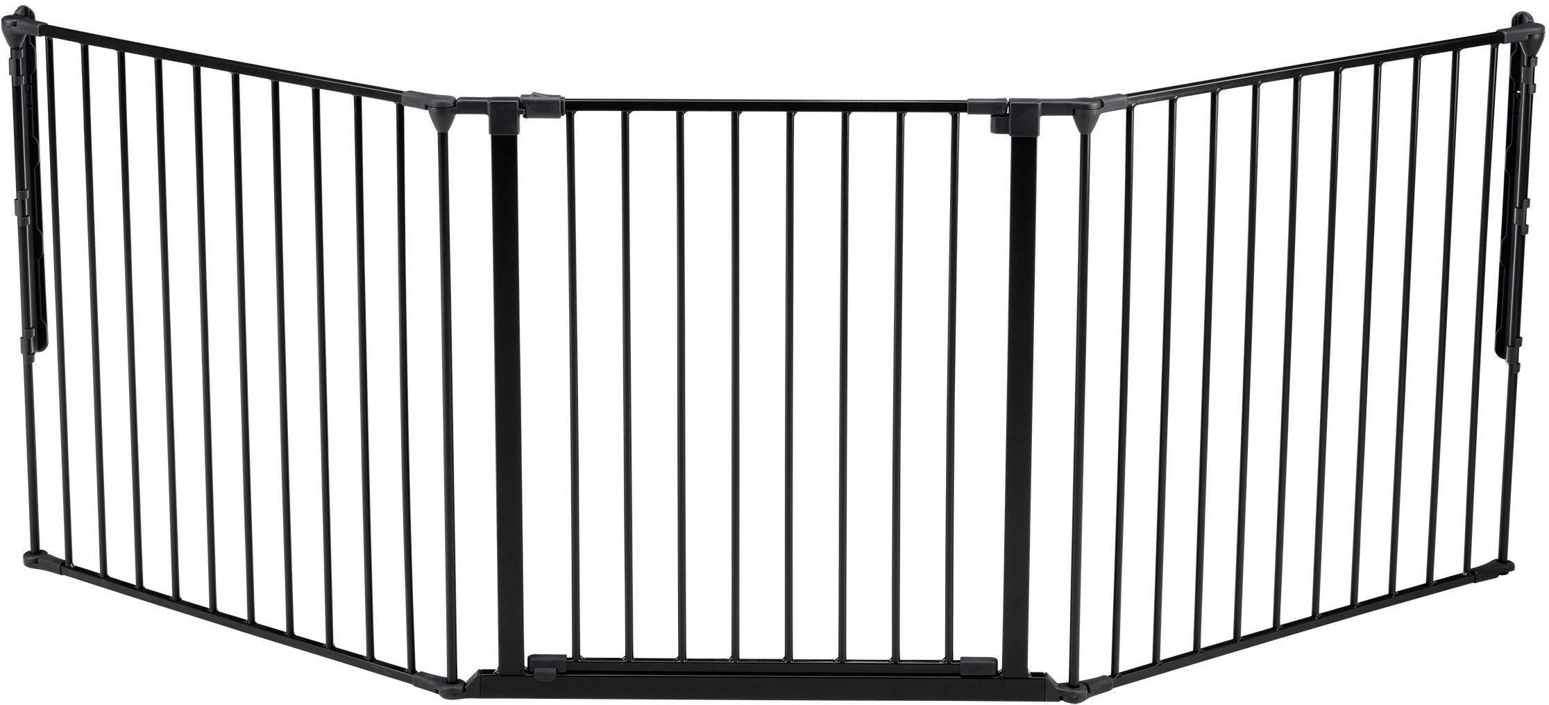 BabyDan - Large Configure Gate - Black