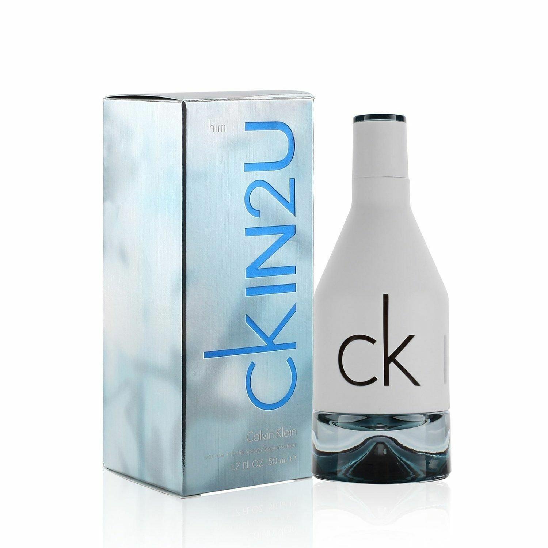 Calvin Klein CKIN2U Eau de Toilette for Men - 50ml