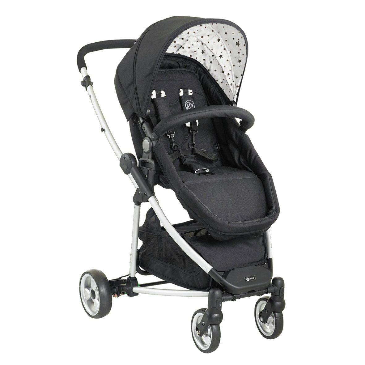 MyChild Floe Convertible Stroller - Black