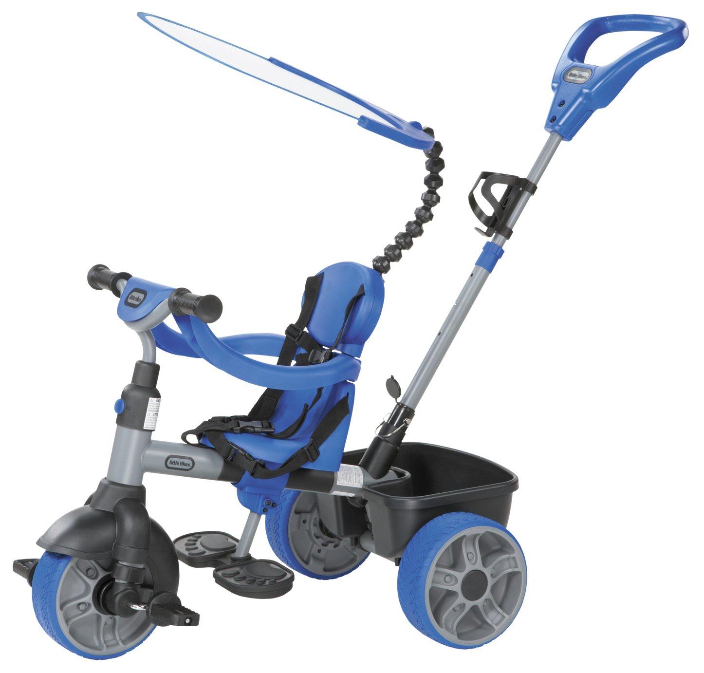 Little Tikes - 4-in-1 Trike - Blue