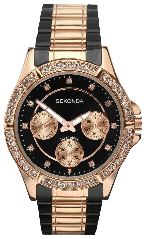 Sekonda - Ladies Two-Tone Bracelet - Watch