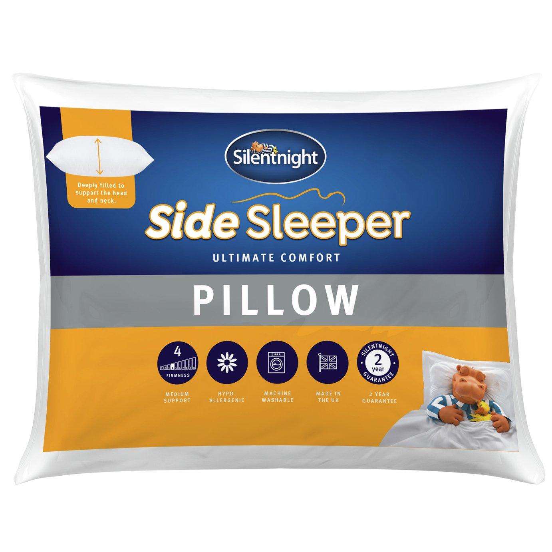 Silentnight Side Sleeper Pillow
