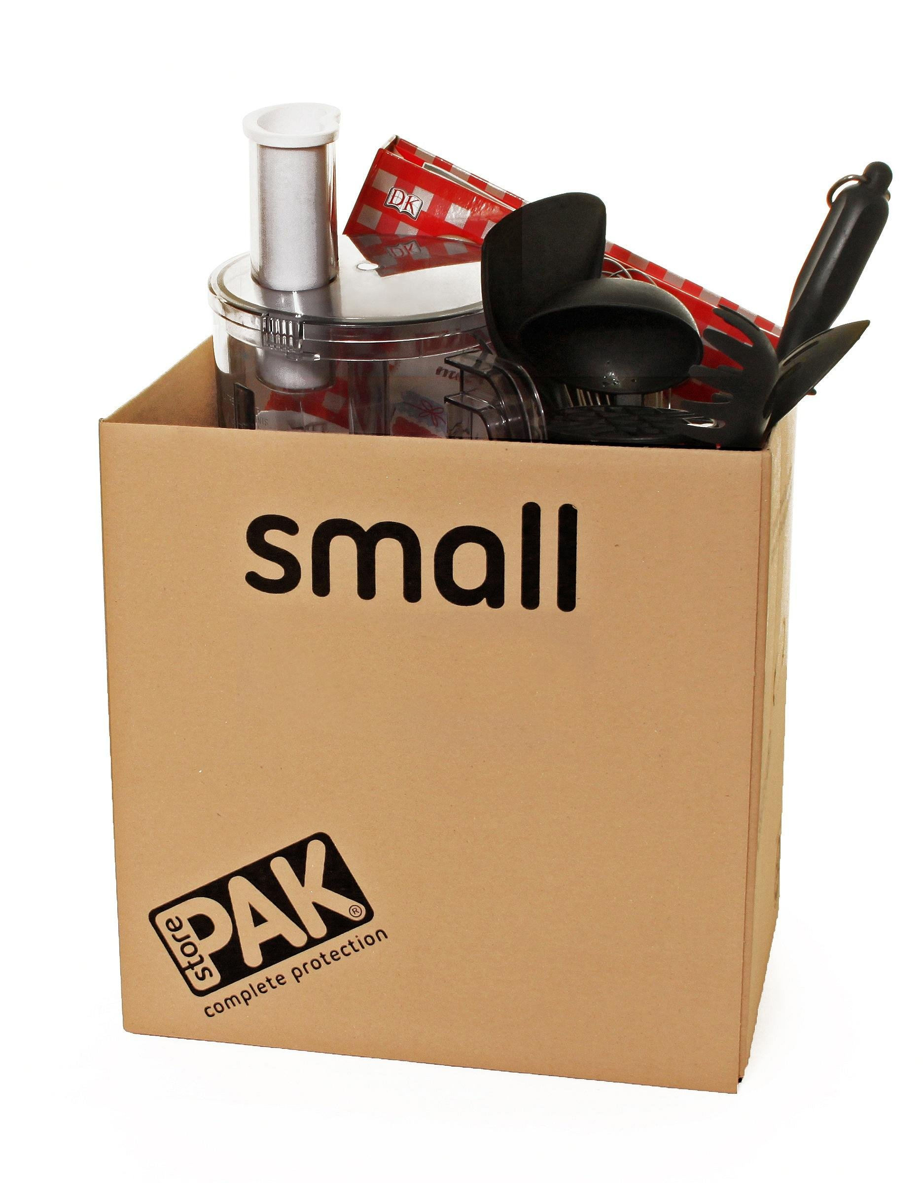 StorePAK Small Cardboard Boxes - Set of 10