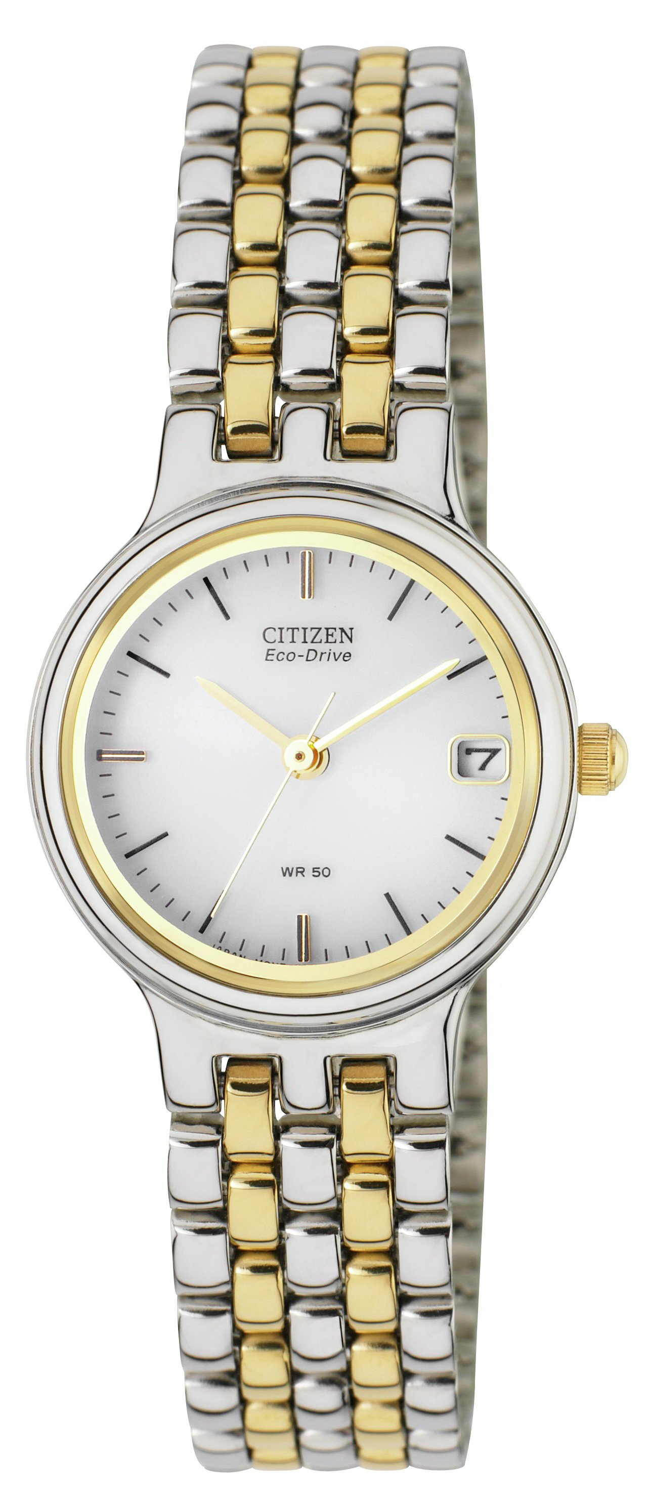 Citizen - Ladies Eco-Drive Two-Tone Bracelet - Watch