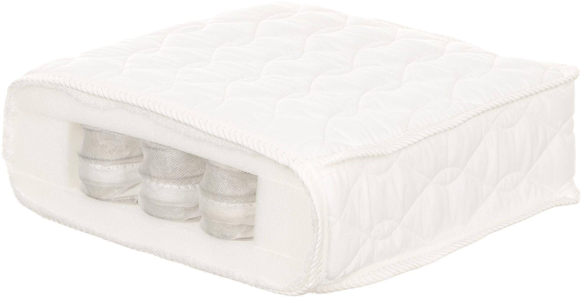 Obaby 140 x 70cm Pocket Sprung Cot Bed Mattress.