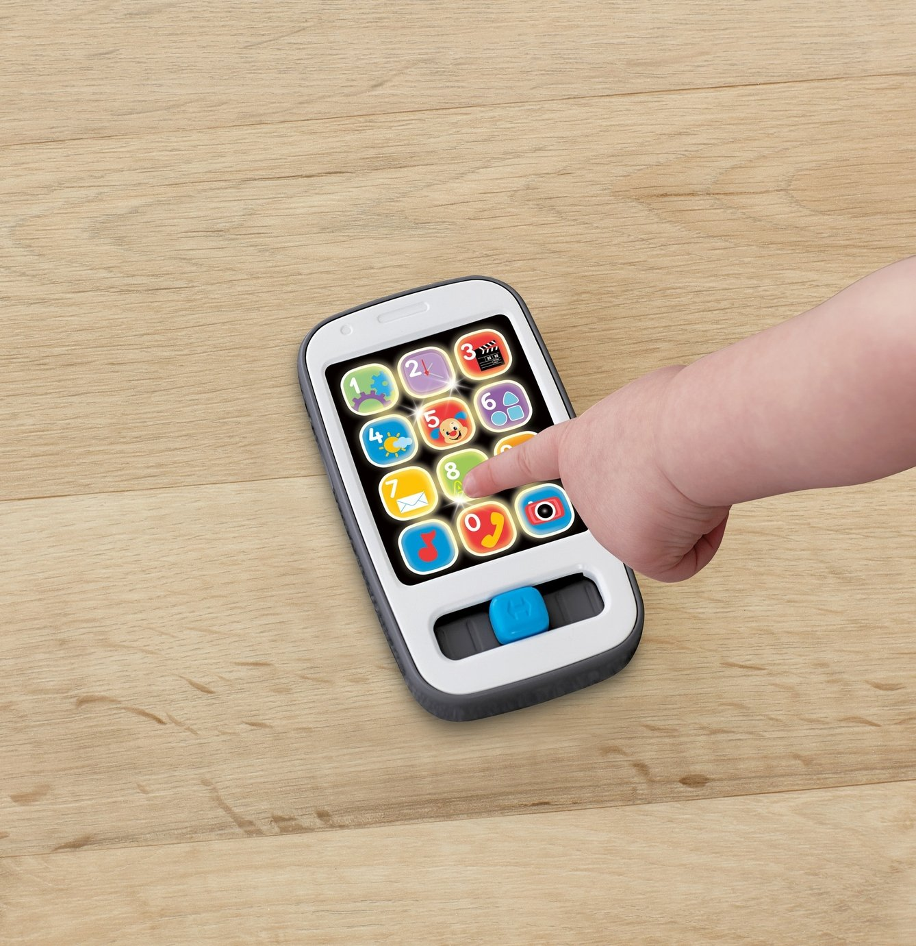 Fisher-Price - Laugh and Learn Smart Phone