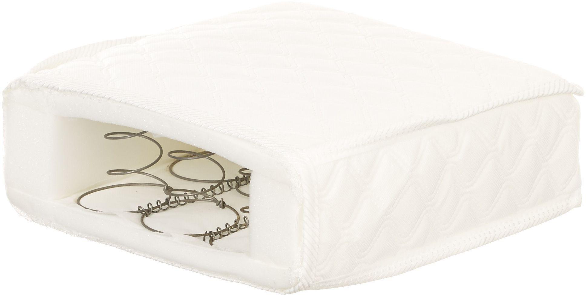 Obaby 140 x 70cm Sprung Cot Bed Mattress.