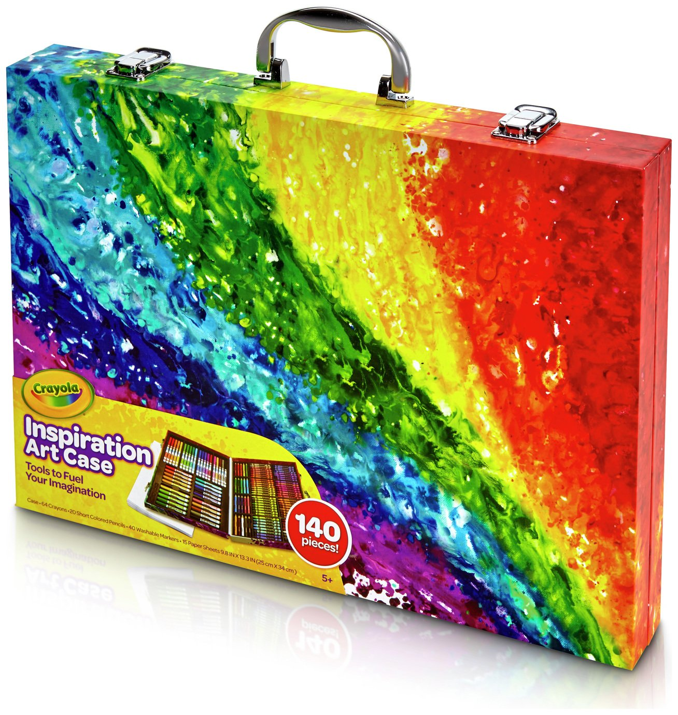 Crayola Inspirational Art Case