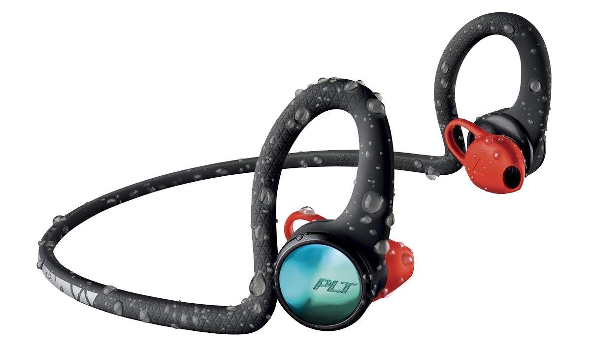 Plantronic Backbeat Fit2100 In-Ear Wireless Headphones-Black