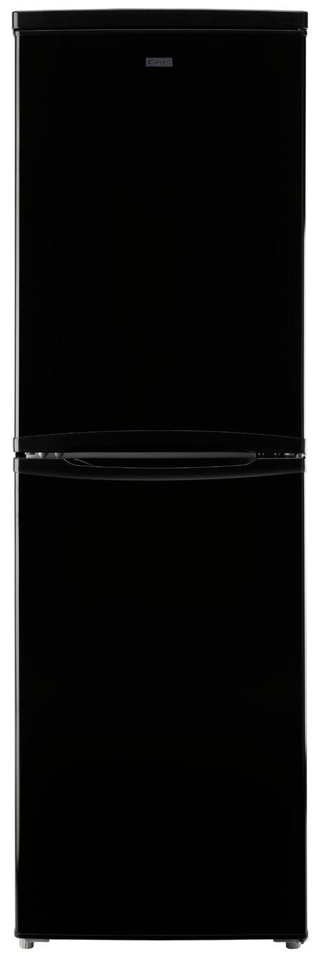 Candy CCBF5172BK Frost Free Tall Fridge Freezer - Black