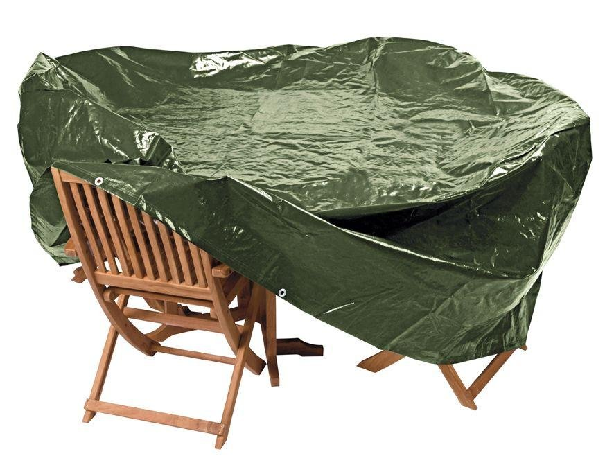Argos Home - Heavy Duty Extra Large Oval Patio Set Cover