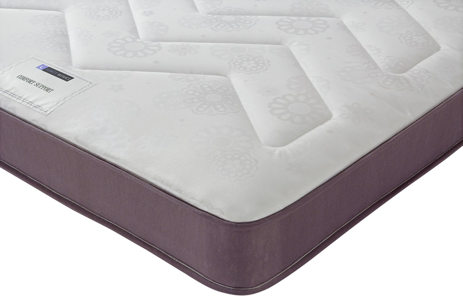 Forty Winks Newington Open Coil Support Single Mattress