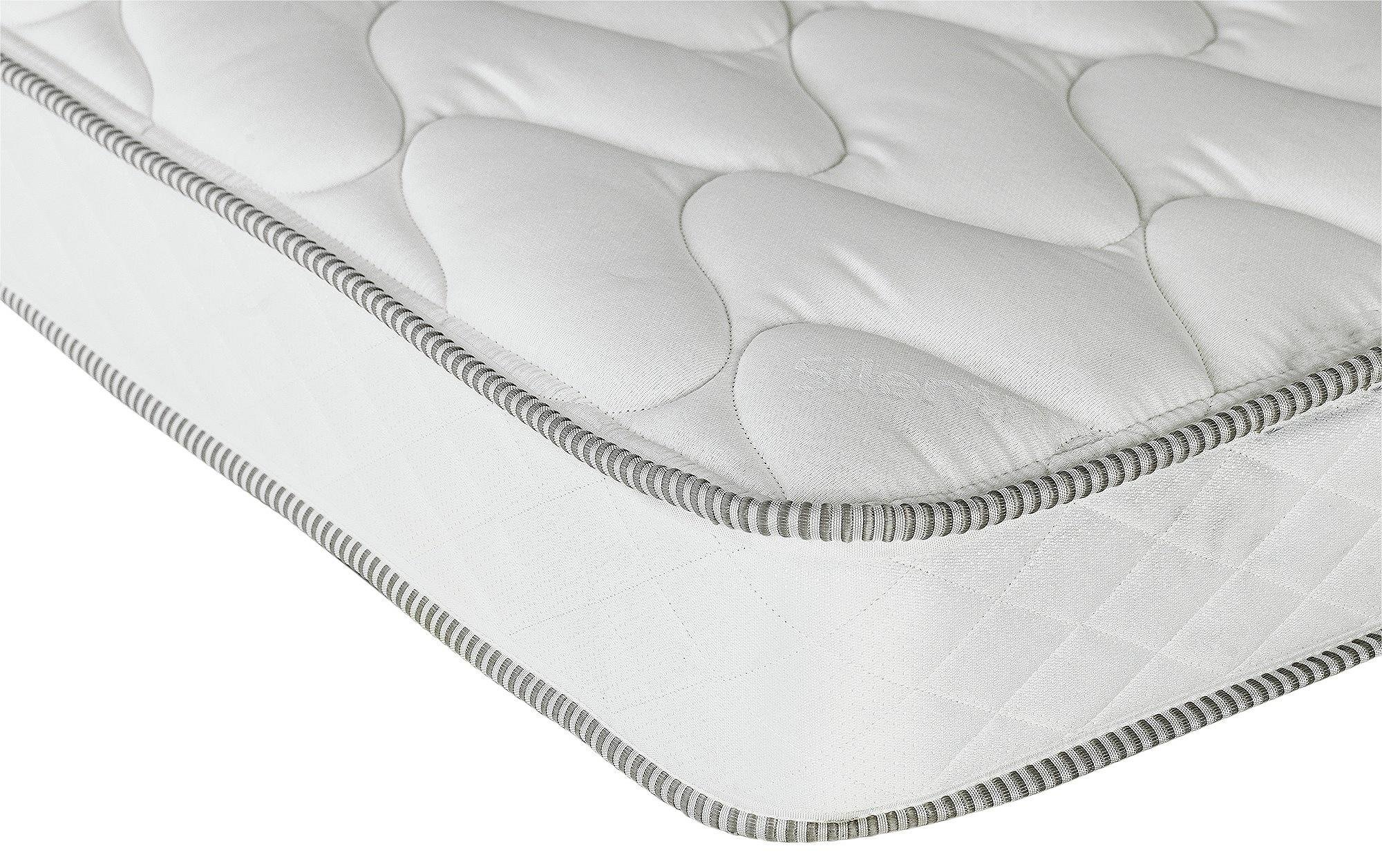 Silentnight - Ashley Waterproof - Single Mattress - White at Argos