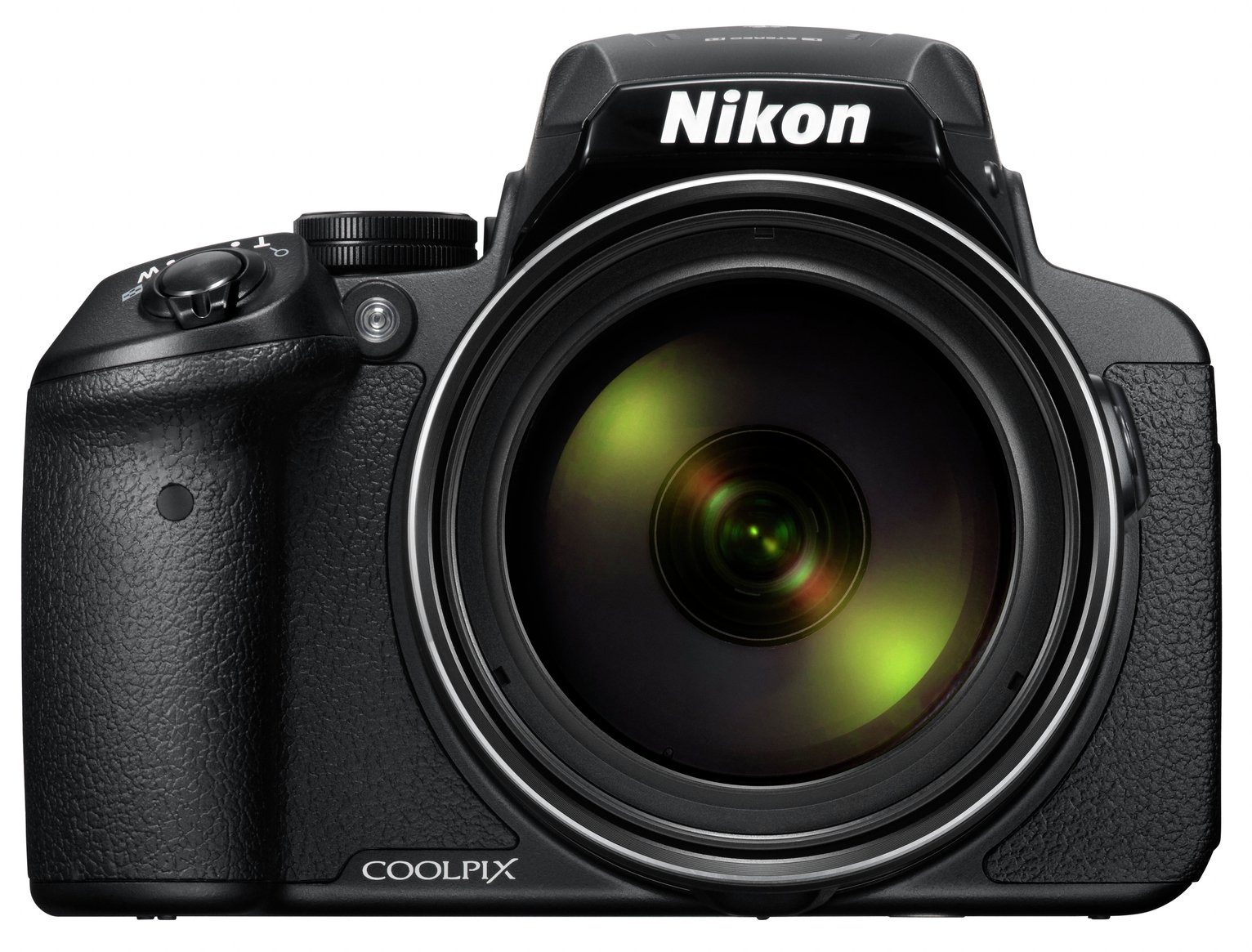 Nikon Coolpix P900 Bridge Camera - Black