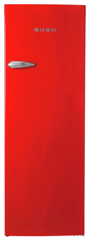 Bush Classic BRTL60170 Retro Fridge - Red