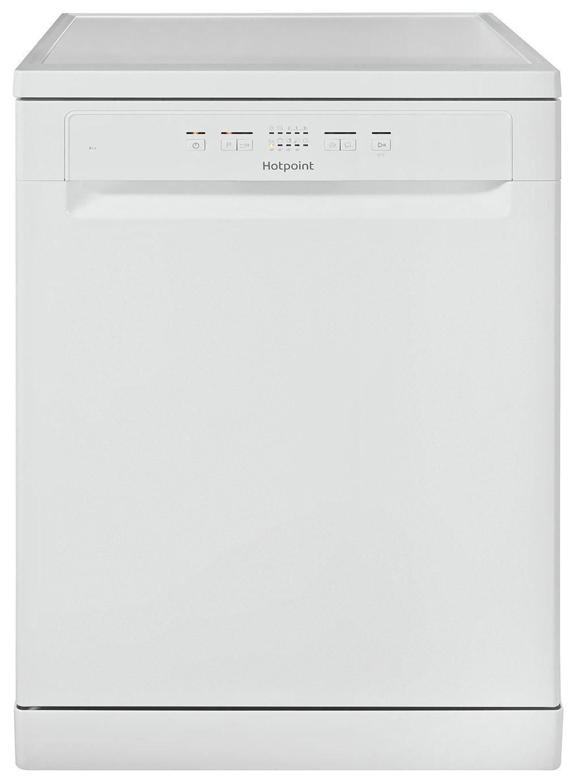 Hotpoint HFC2B+26C Full Size Integrated Dishwasher - White
