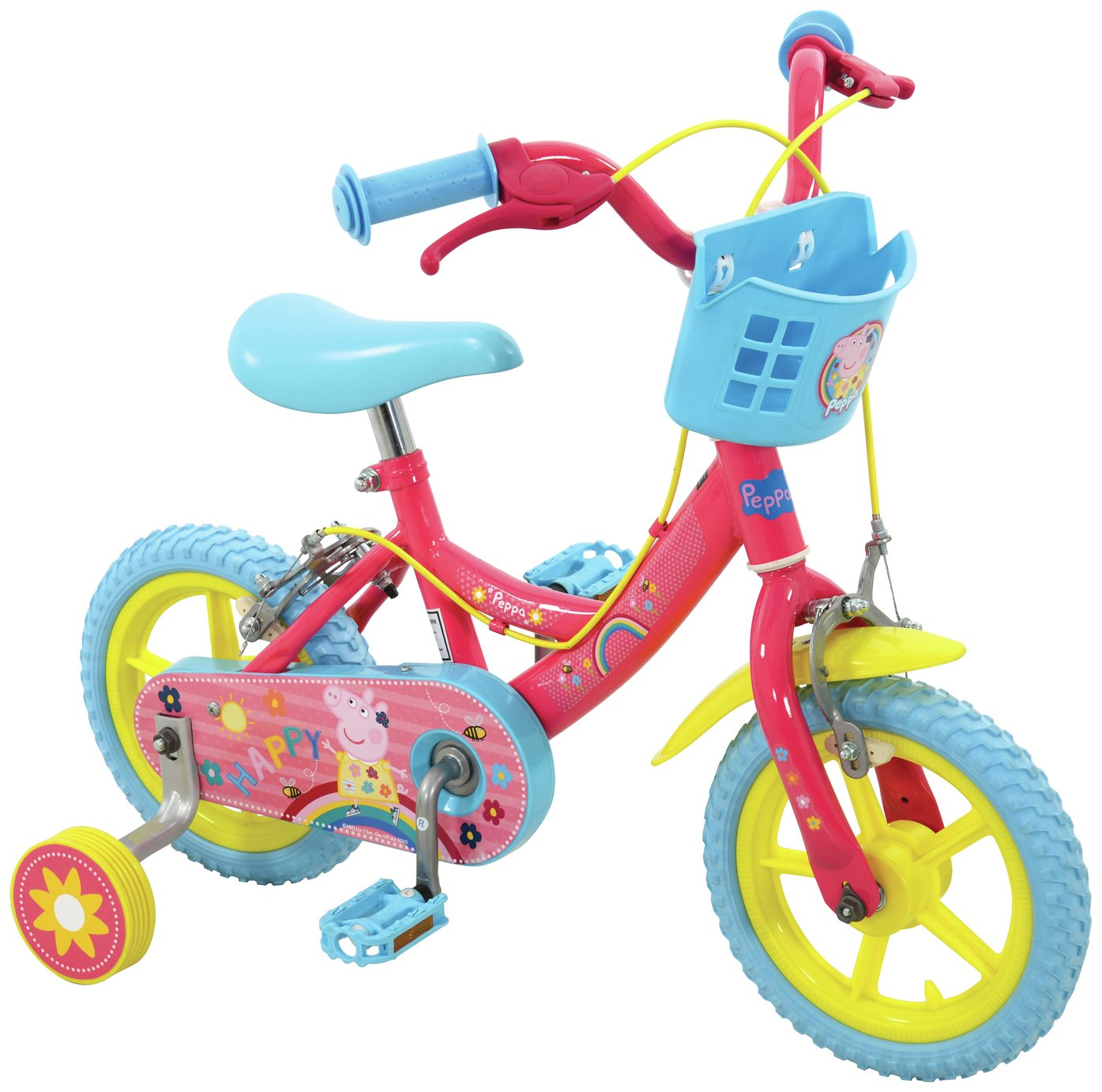 Peppa Pig - 12 Inch - Bike - Girls