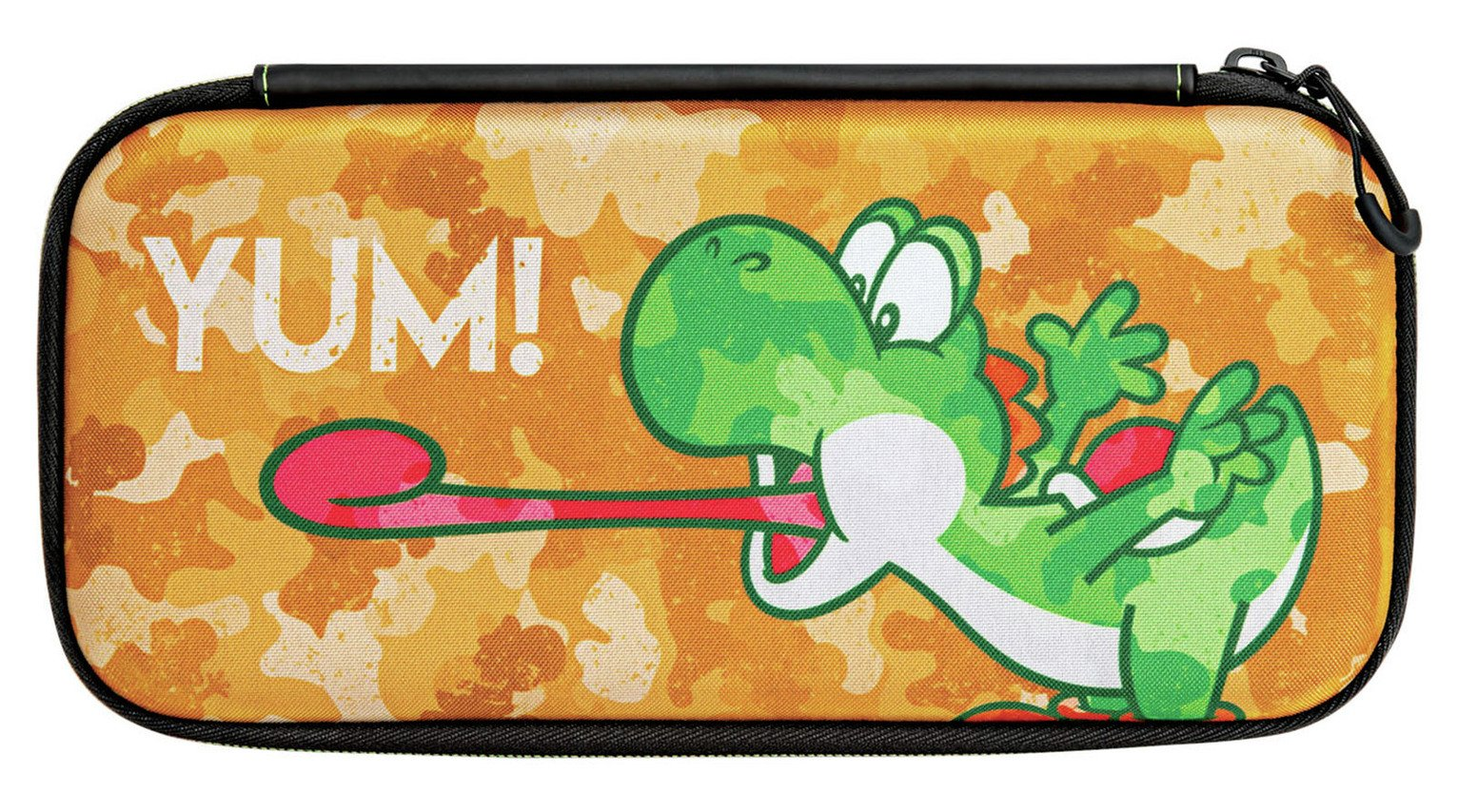 Nintendo Switch Slim Travel Case - Yoshi Camouflage