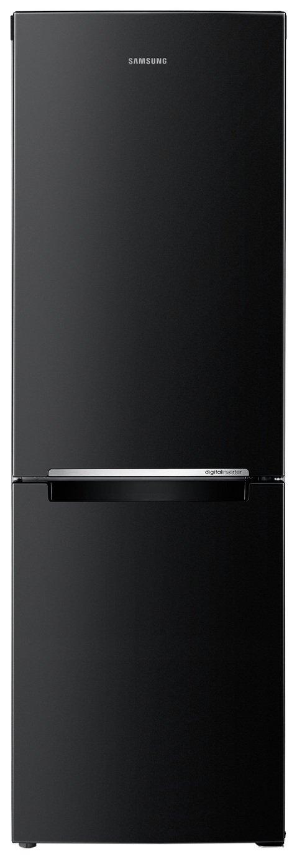 Samsung RB29FSRNDBC Frost Free Tall Fridge Freezer - Black