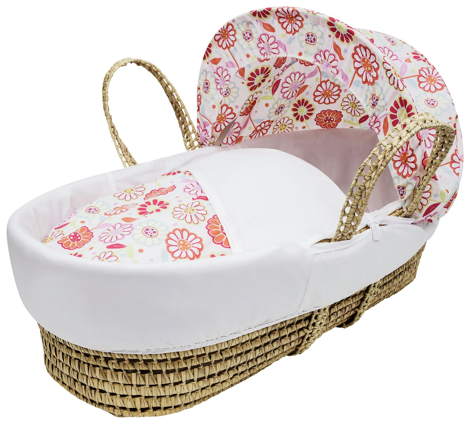 Kinder Valley Sunflower Moses Basket