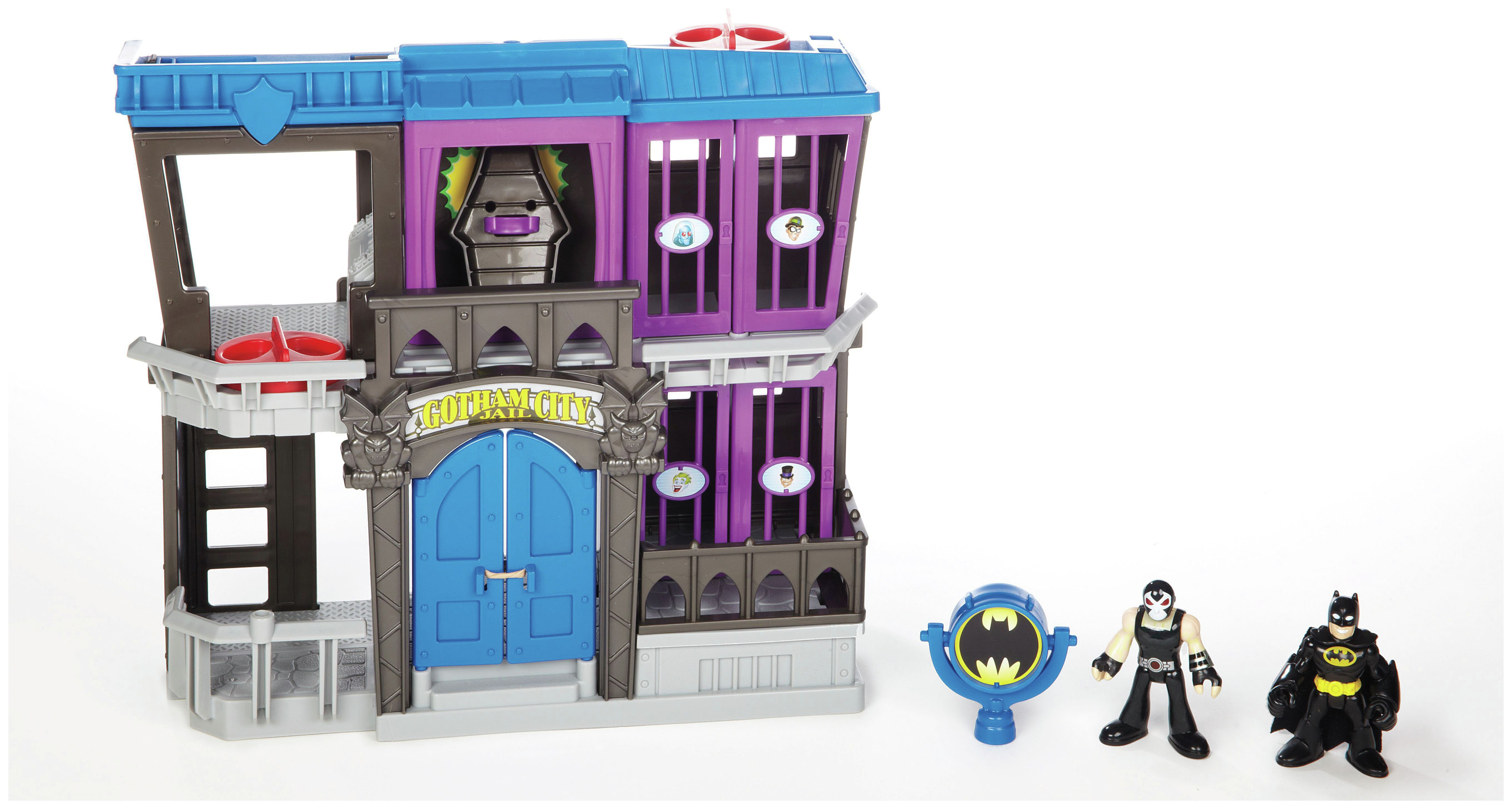 Fisher-Price - Imaginext DC Super friends - Gotham City Jail.