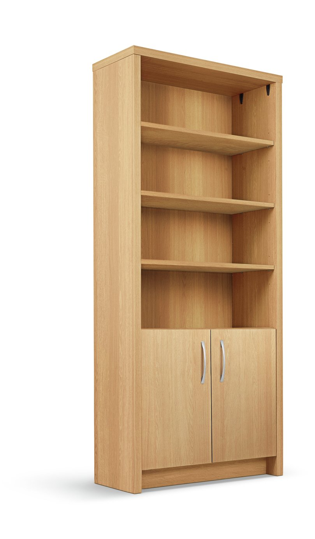 Argos Home Venice 3 Shelf Display Cabinet - Oak Effect