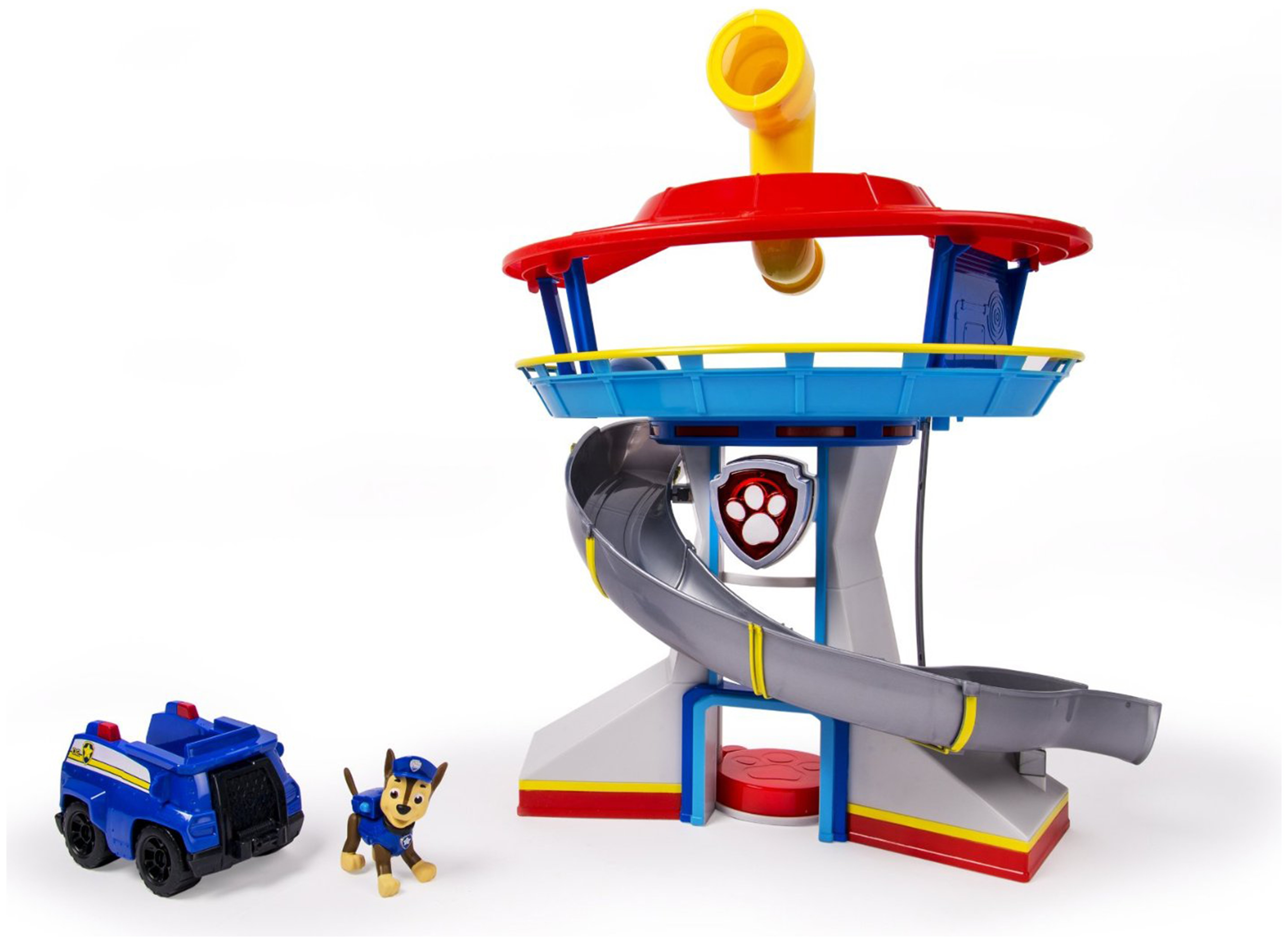 Paw Patrol - HQ Lookout Playset
