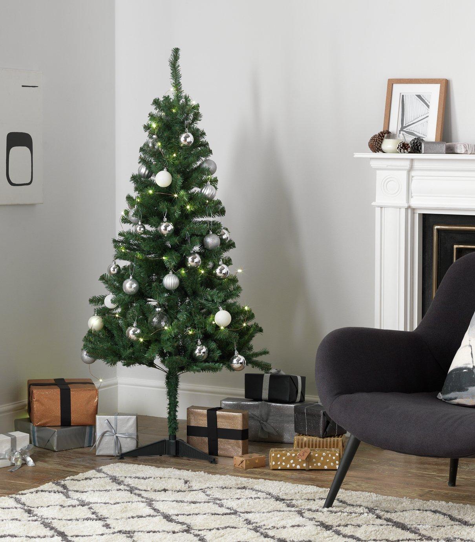 HOME - Noel 5ft Christmas Tree - Green