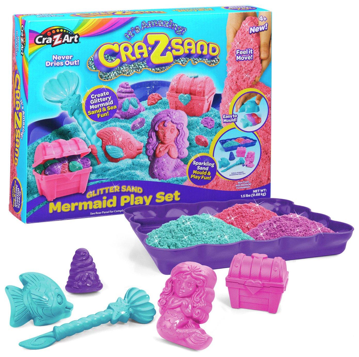 Cra-Z-Sand Mermaid Playset