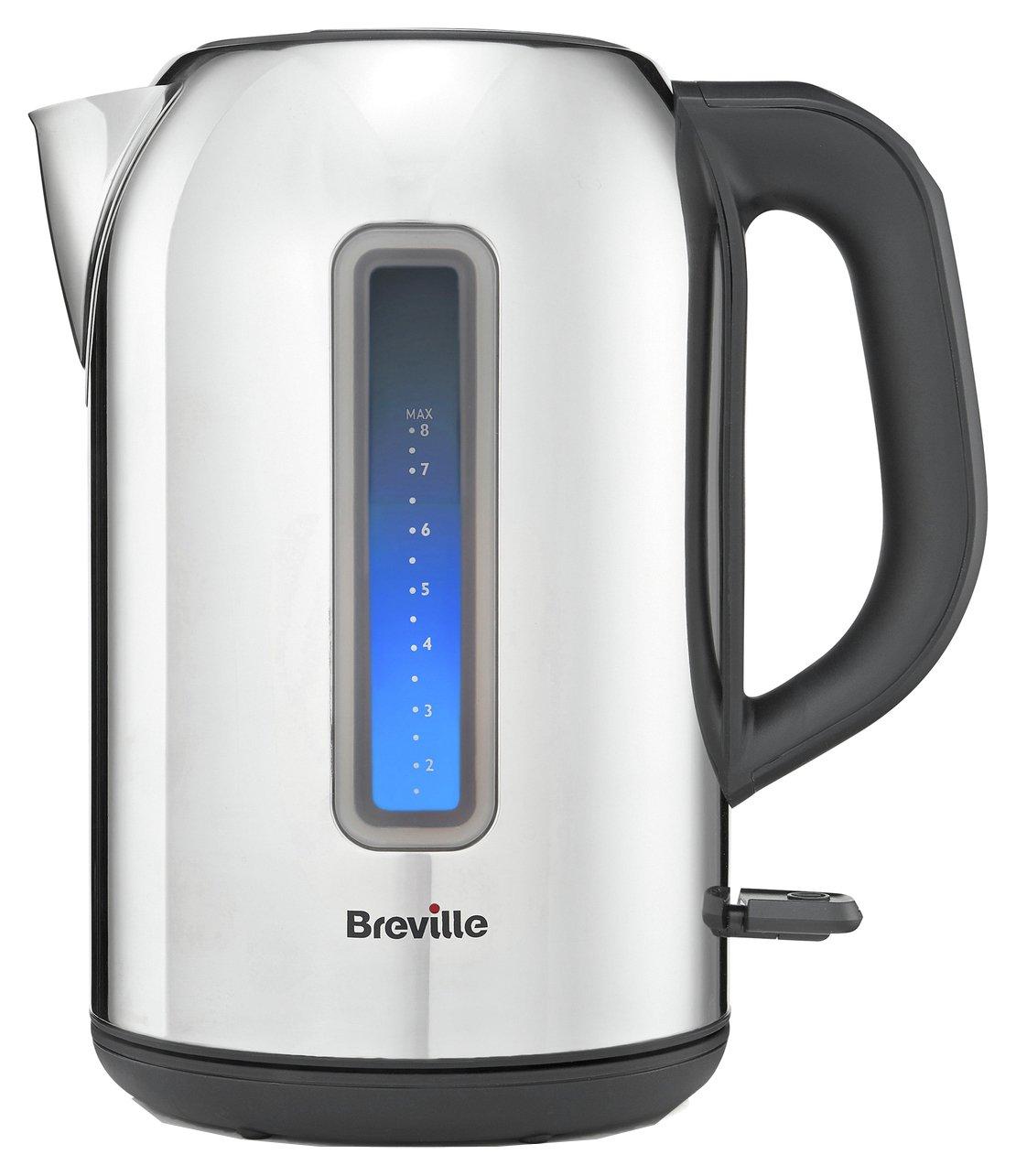 Breville - Kettle - Stainless Steel Illuminated Jug