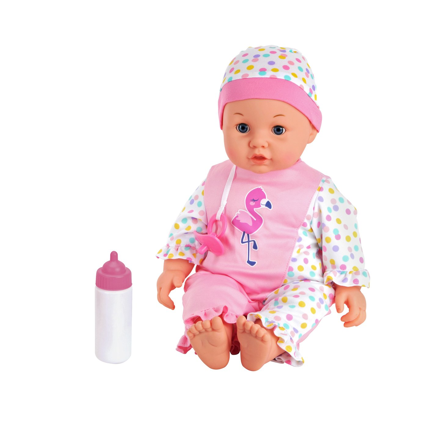 Chad Valley - Babies to Love Lily Interactive Doll