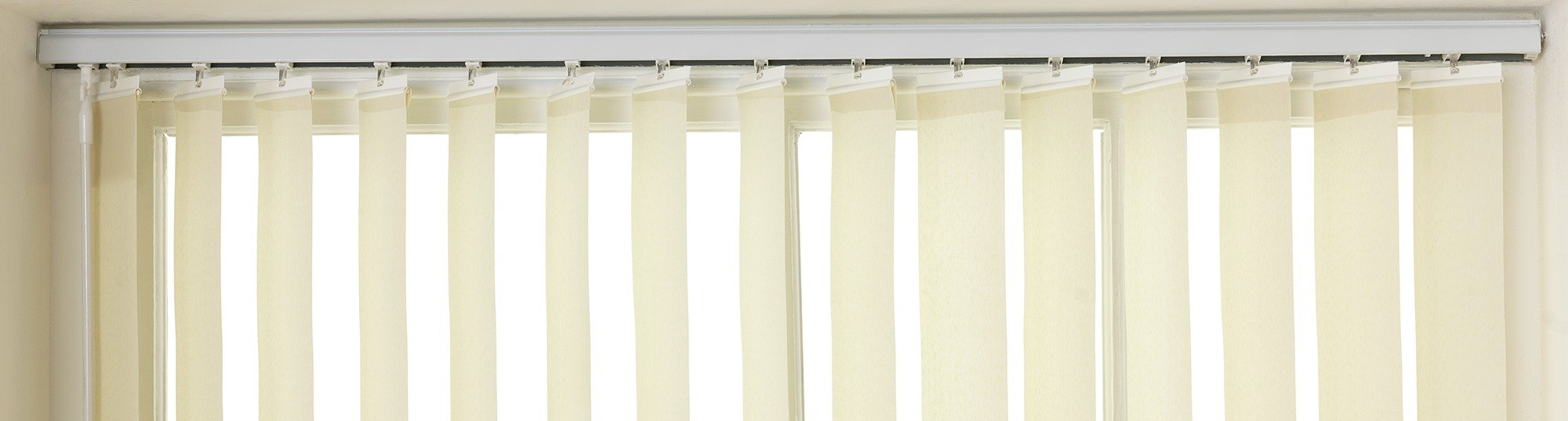 Argos Home Vertical Blind Headrail - 8ft