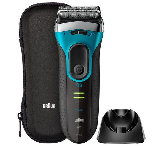 Braun Series 3 Wet and Dry Electric Shaver 3080