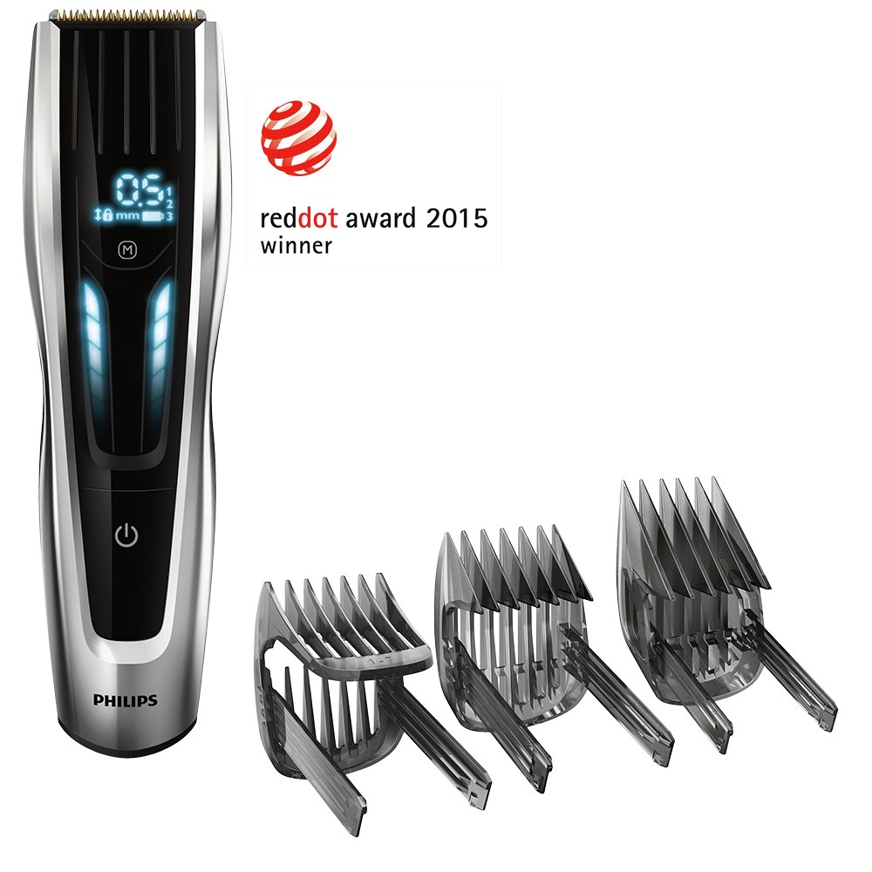 Philips Digital Swipe Cordless Precision Hair Clipper HC9450