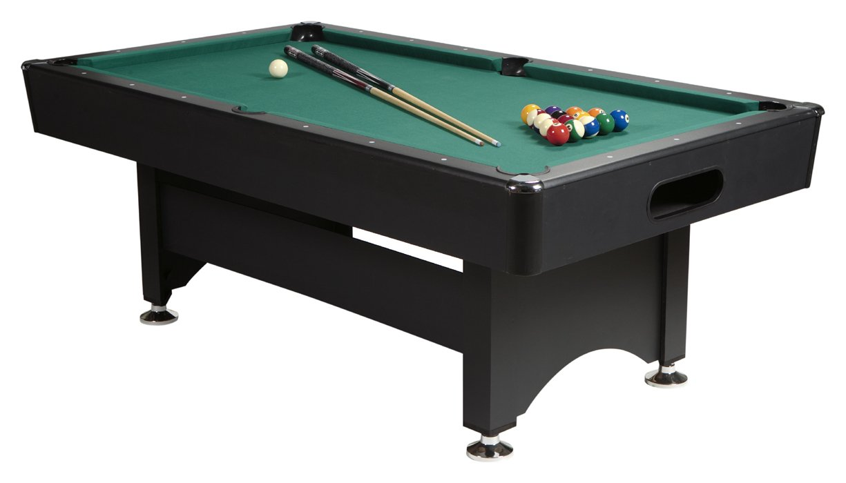 Gamesson 7ft Harvard Pool Table