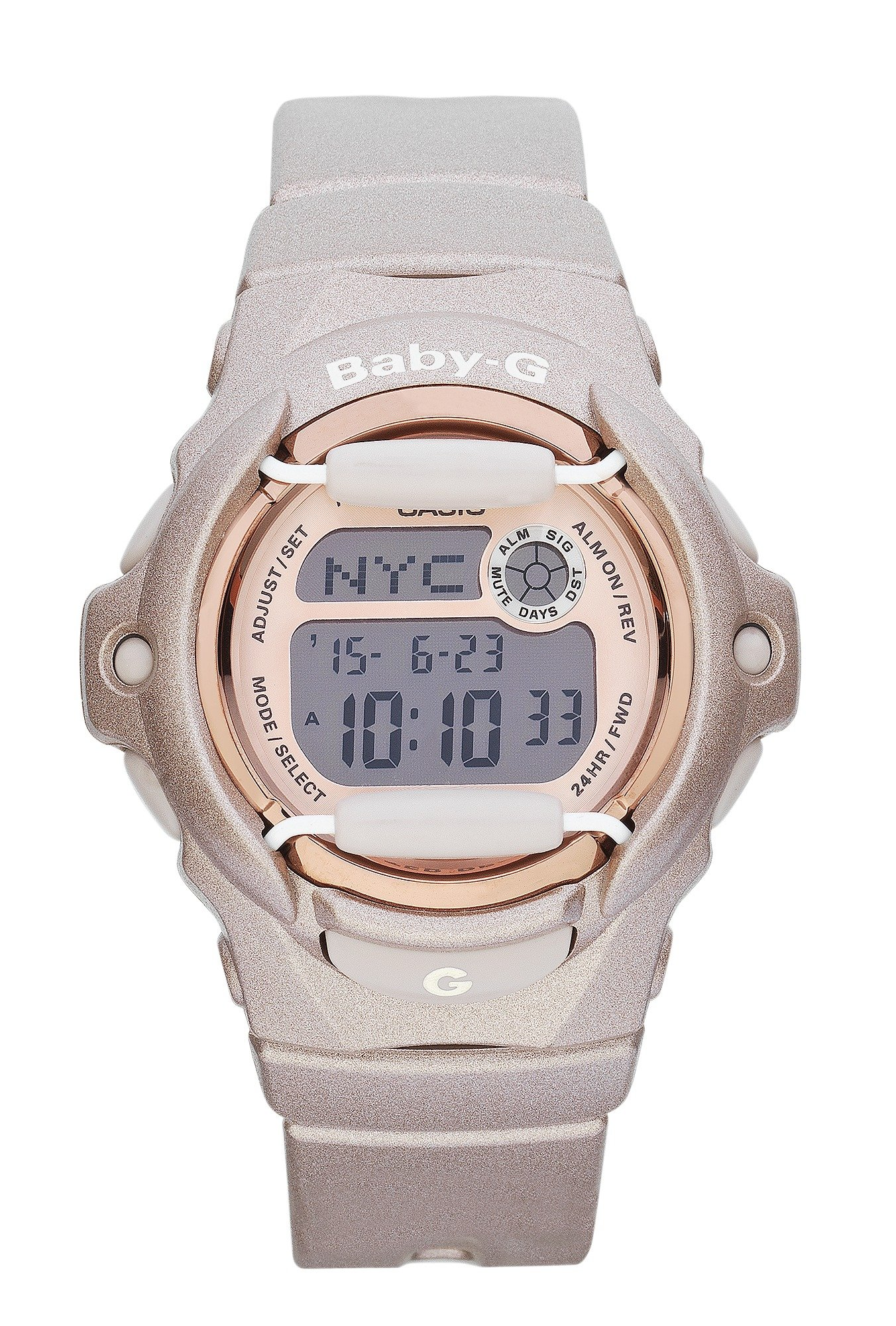 Casio - Baby-G 25 Page Telememo