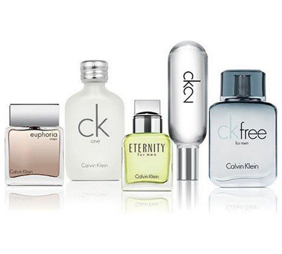 Calvin Klein Men's Mini Fragrance Gift Set