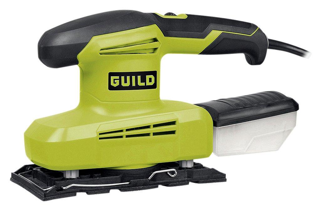 Guild - 1/3 Sheet Sander - 200W