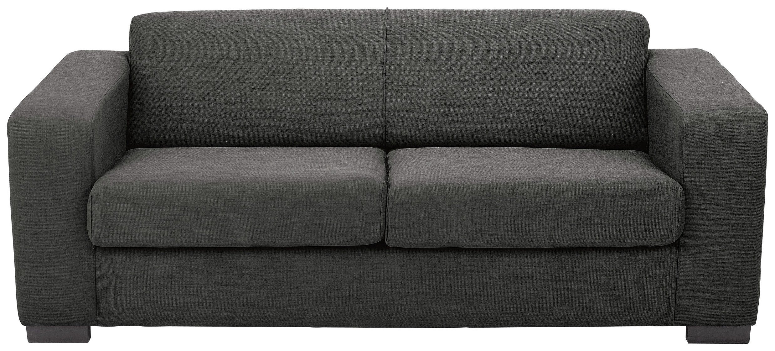 Argos Home - Ava - 2 Seater Fabric - Sofa Bed - Charcoal at Argos